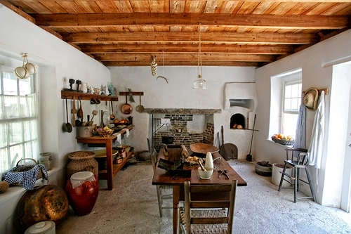1798 Coquina Kitchen