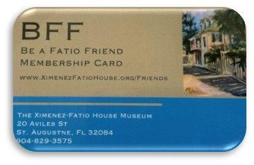 BFF Membership